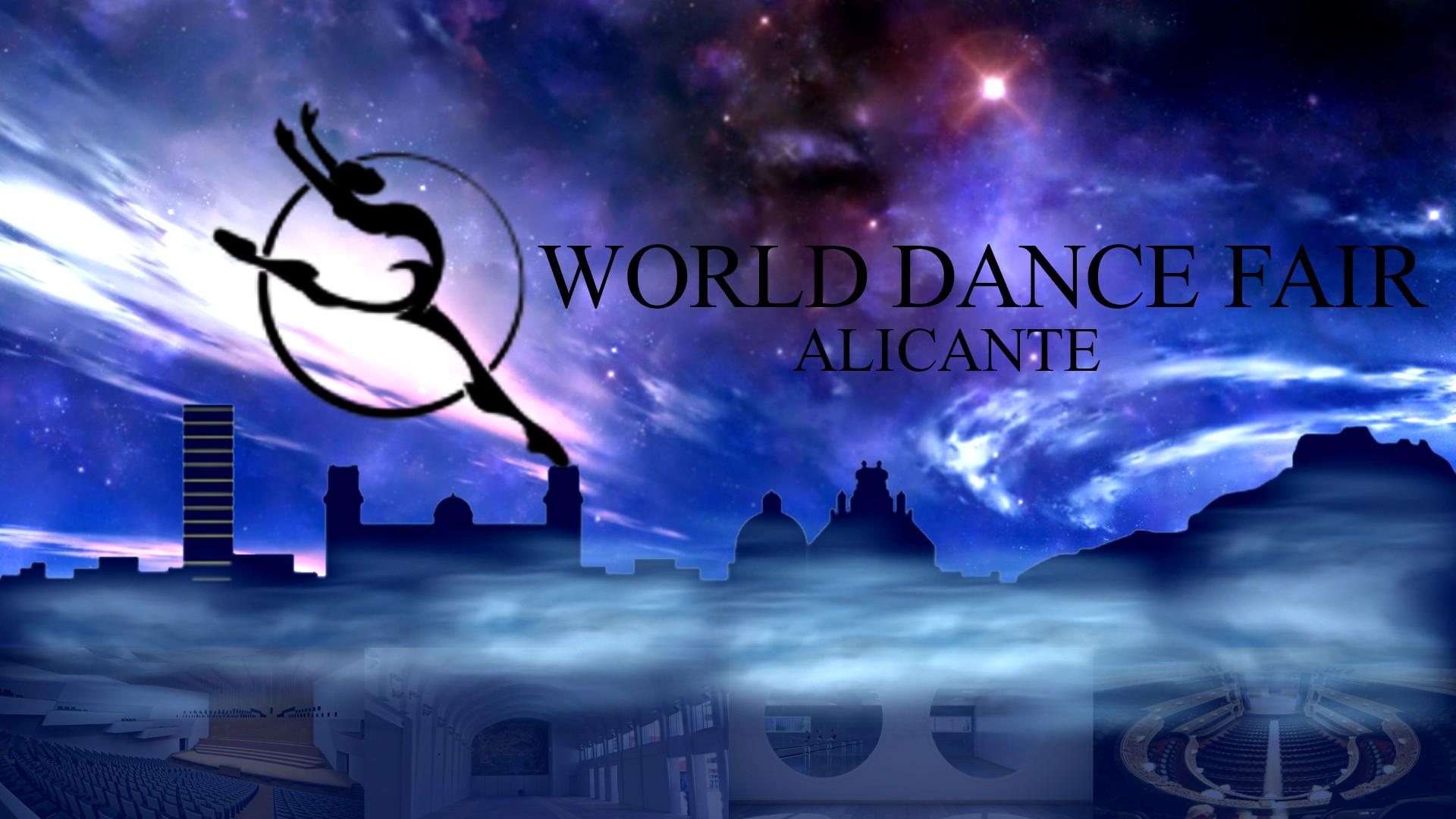 world dance fair 2018 danza baile urban clásica española contemporánea musical international dance school alicante portada