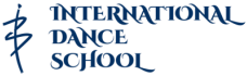 International Dance School · Escuela Internacional de Danza en Alicante Logo