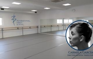 danza clásica dirección artística Carmela García escuela international dance school alicante profesora