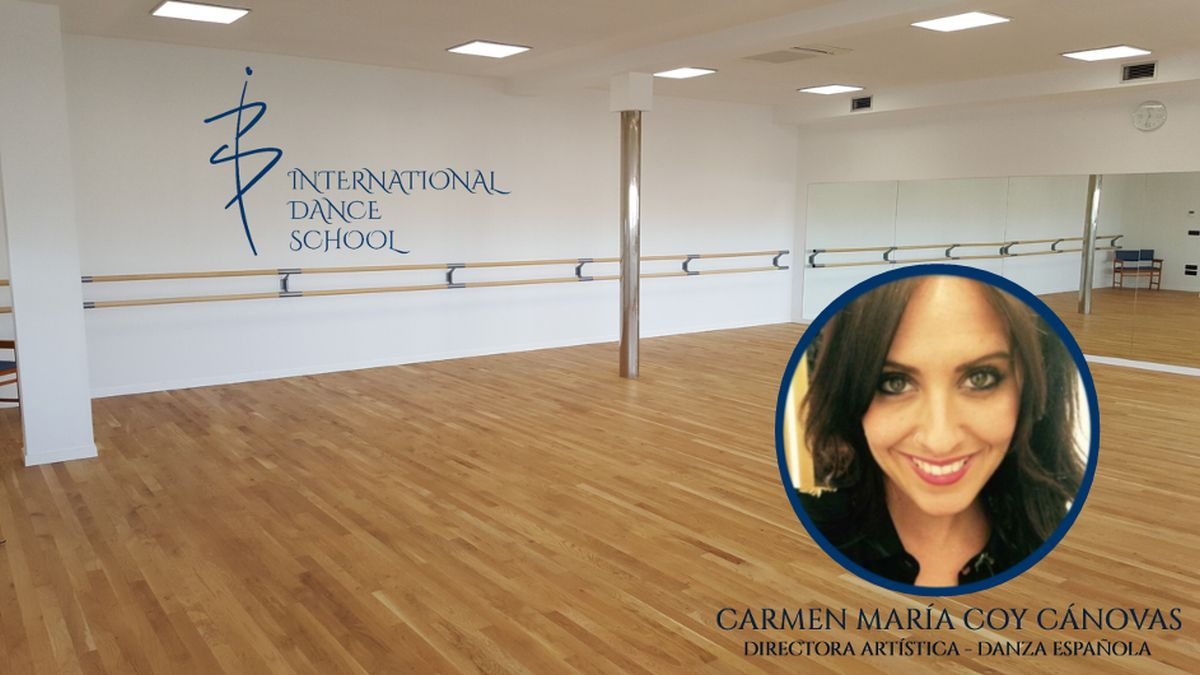 danza española dirección artística carmen maría coy cánovas escuela international dance school alicante profesora