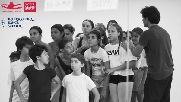 teatro musical ninos escuela internacional de danza international dance school alicante inicio