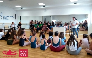 teatro musical sing&danceproject international dance school alicante víctor ullate roche 1