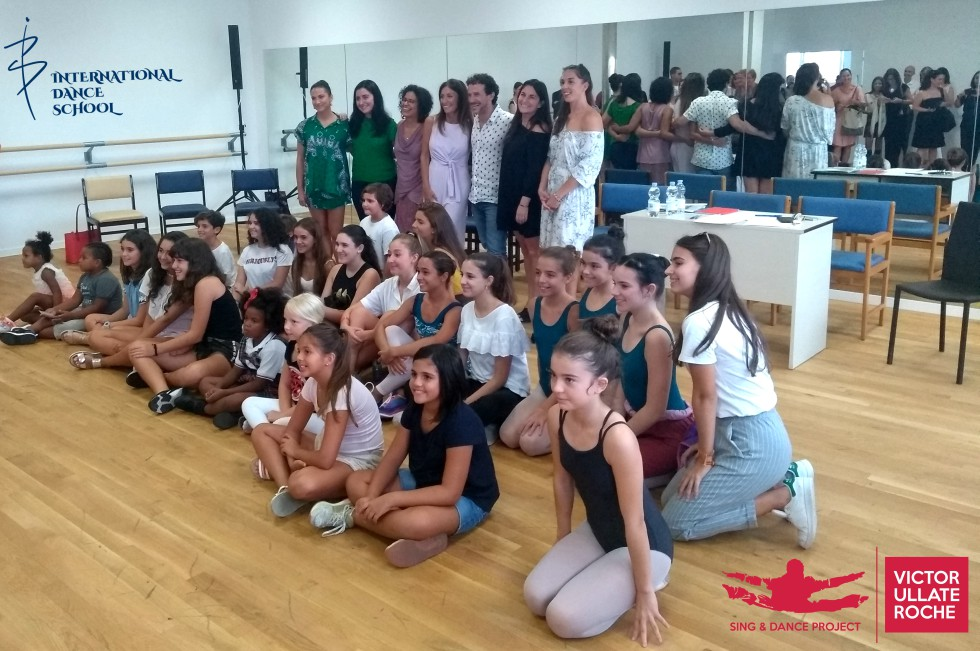 teatro musical sing&danceproject international dance school alicante víctor ullate roche 3