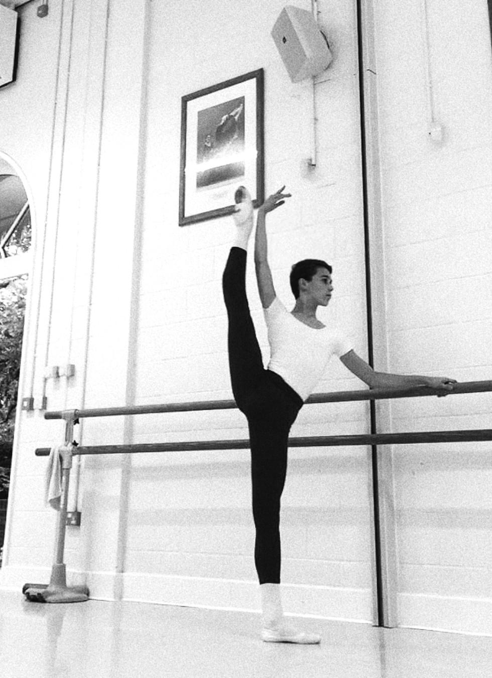 martín díaz álvarez danza clásica anna generalova escuela internacional international dance school alicante royal