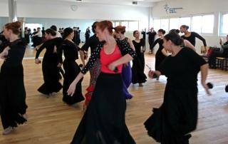 master class flamenco ana agraz danza baile urban clásica española contemporánea teatro musical international dance school alicante noticia
