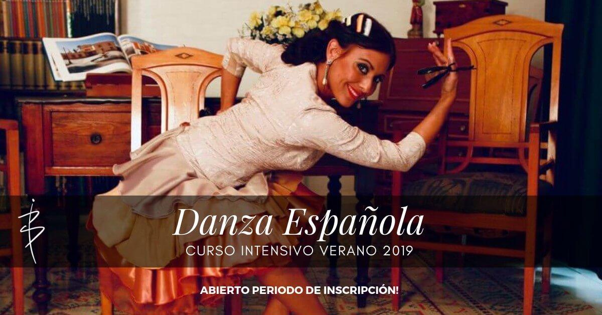 curso intensivo danza espanola flamenco by carmen coy escuela internacional international dance school alicante verano 2019 anuncio