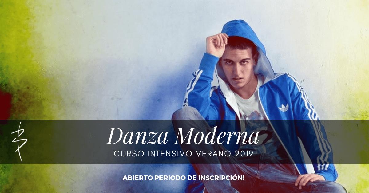curso intensivo teatro danza moderna by ivan godino escuela internacional international dance school alicante verano 2019 anuncio