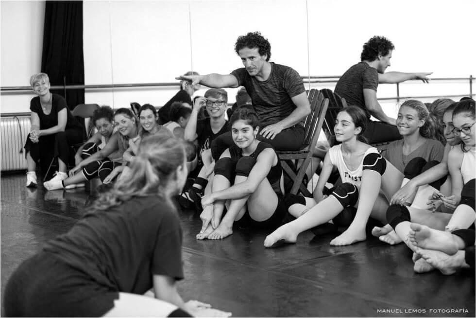 curso intensivo teatro musical by victor ullate roche escuela internacional international dance school alicante verano
