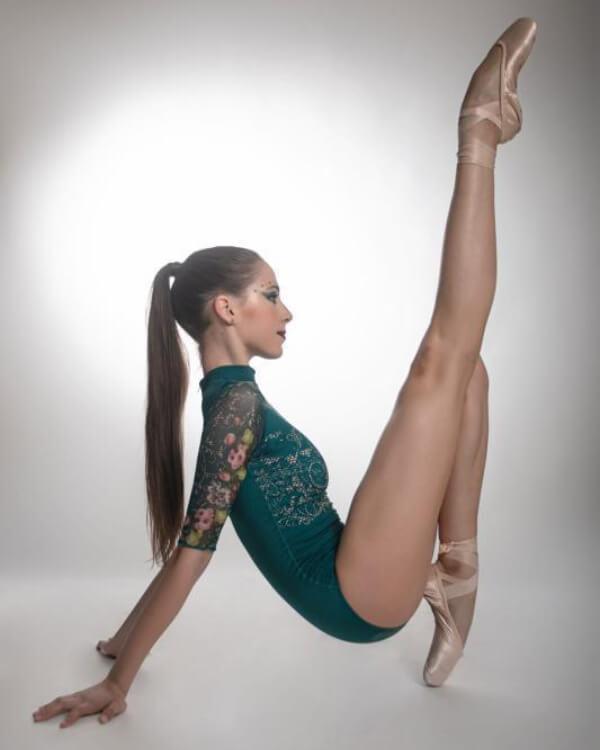 sofia garrido ballet bailarina danza clasica escuela de danza internacional alicante postura 1