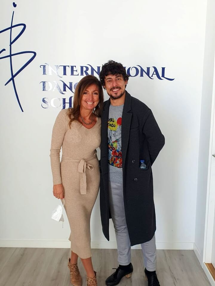 jesus carmona master class flamenco directora international dance school ids alicante