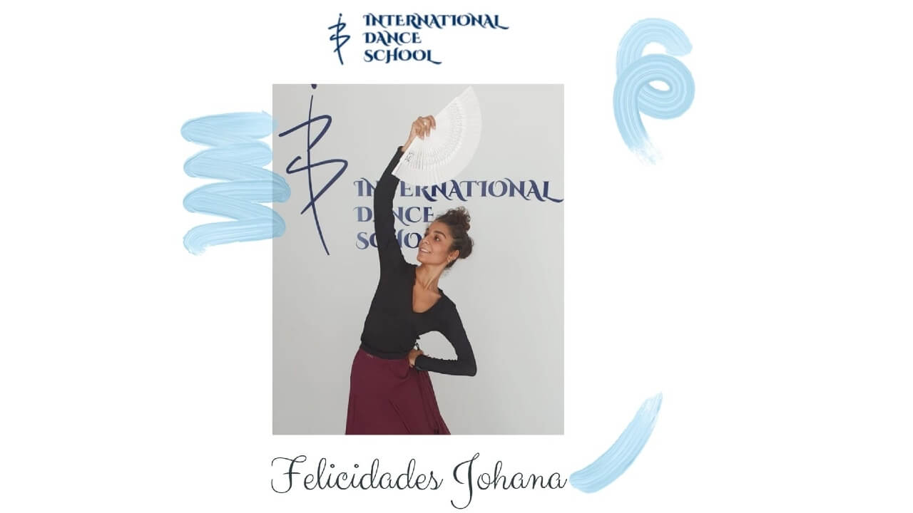 johana hernandez real conservatorio superior madrid maria de avila audicion danza española international dance school ids alicante destacada