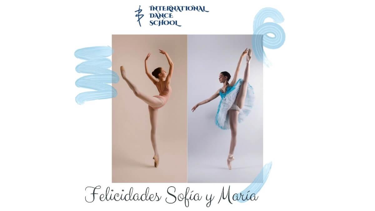 sofia garrido maria rivero admision escuelas danza clasica international dance school ids alicante